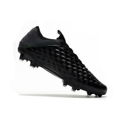Nike Tiempo Legend 8 Elite FG Black Black