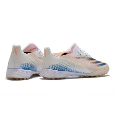 adidas X Ghosted .1 TF blue pink white