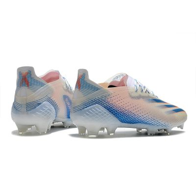 adidas X Ghosted .1 FG Blue Pink White