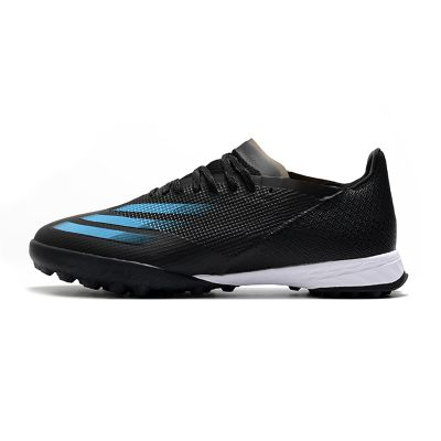 adidas X Ghosted .1 TF - Black Blue