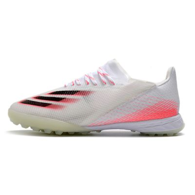 adidas X Ghosted .1 TF - White/Core Black/Pink
