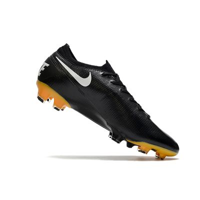 Nike Mercurial Vapor XIII Elite Tech Craft FG - Black/White/Pro Gold/Metallic Gold