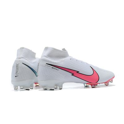 Nike Mercurial Superfly 7 Elite FG 2020 White Pink
