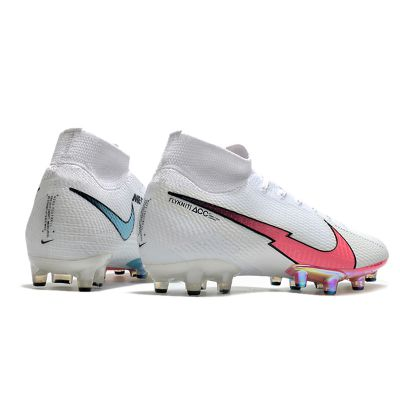 Nike Mercurial Superfly 7 Elite AG-Pro Flash Crimson Pack White with Flash Crimson