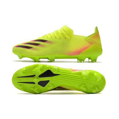 adidas X Ghosted 20.1 FG Yellow Black