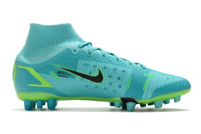 Cheap Nike Mercurial Superfly VIII Elite AG-PRO Dynamic Turquoise Lime Glow