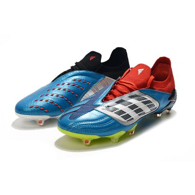 adidas Predator Archive FG - Core Black/Footwear White/Red LIMITED EDITION