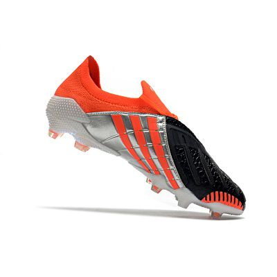 adidas Predator Archive FG - Core Black/Red/Silver/Footwear White LIMITED EDITION