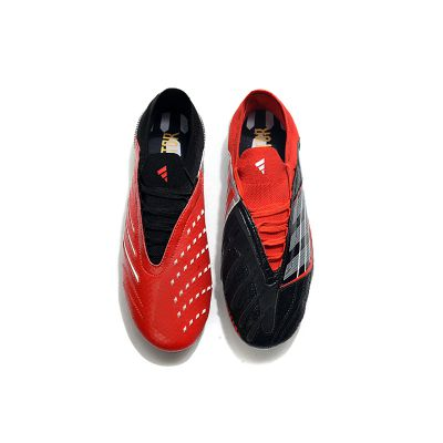 adidas Predator Archive FG - Red/Core Black/Silver/Footwear White LIMITED EDITION
