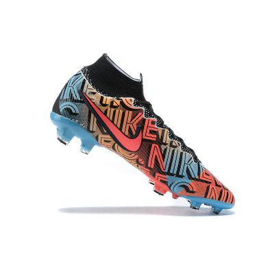 Nike F.C Mercurial Superfly 7 Elite FG Graffiti multicolor