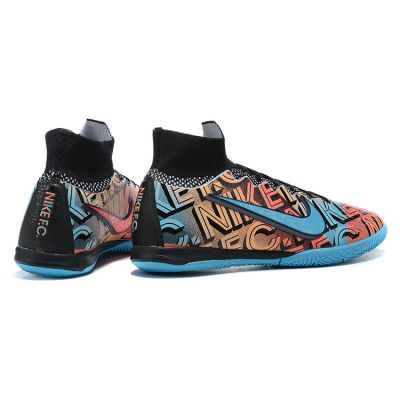 Nike F.C Mercurial Superfly 7 Elite IC Graffiti multicolor