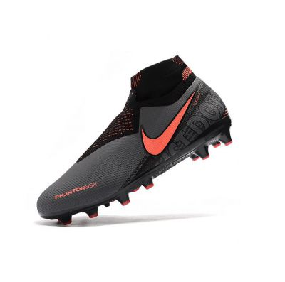pereza Cerebro Constituir  Nike Phantom Vision Elite AG-PRO Phantom Fire Black Grey Orange