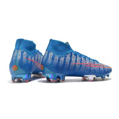 Nike Mercurial Superfly 7 Elite CR7 Shuai FG Blue White