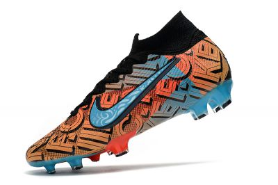 Nike Mercurial South Mexico City Superfly 7 Elite FG Black / Blue / Multicolor Football