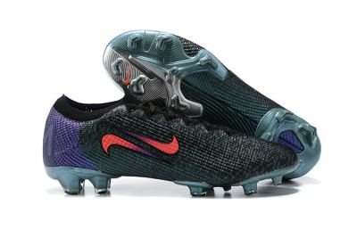 Nike Mercurial Vapor 13 Elite SE FG Black/Fierce Purple/Metallic Silver