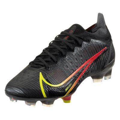 Nike Mercurial Vapor XIV Elite FG - Black / Cyber / Off Noir Football Boots