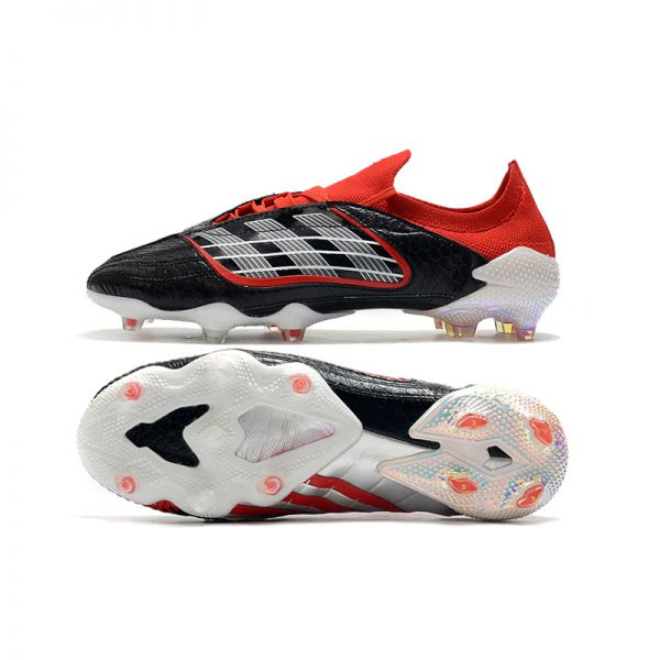 Adidas Predator Archive FG - Red/Core Black/Silver/Footwear White LIMITED EDITION – a Must Have